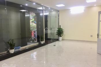 Cho thuê MBKD 55m2 (tầng 1) tòa văn phòng MP Phùng Chí Kiên, Cầu Giấy. Giá cực tốt, LH 0917531468