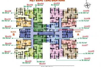 Bán nhanh căn hộ Tân Hương Tower cho khách đầu tư, mua trực tiếp