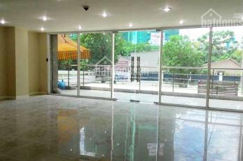 Cho thuê tầng 1 tòa nhà mặt phố Nguyễn Ngọc Vũ (200m2 - 302.9 nghìn/m2/th)