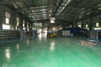 Cho thuê kho xưởng DT: 1500m2, 2500m2, 5000m2, 10000m2 có cẩu trục tại Như Quỳnh, Văn Lâm, Hưng Yên