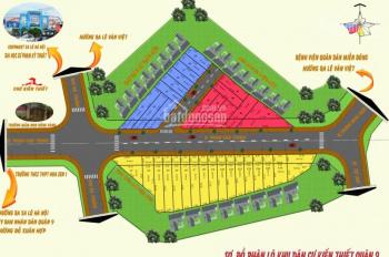 Trực tiếp chủ đầu tư bán đất mặt tiền chợ Kiến Thiết, trung tâm p. Hiệp Phú, Quận 9