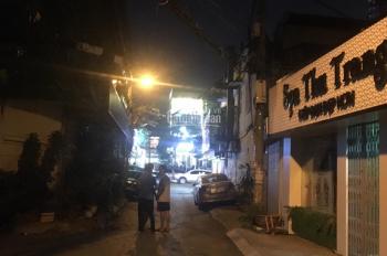 Bán gấp nhà phố Thái Hà, 45m2, 4 tầng, MT 6m, giá 4.5 tỷ
