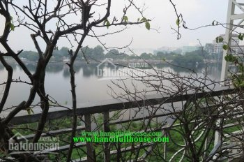 Cho thuê căn hộ view hồ Trúc Bạch đường Trấn Vũ 0983739032