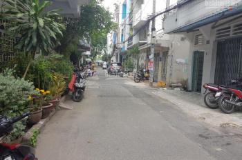 Cho thuê nhà hẻm xe hơi 6m số 491/7 Nguyễn Đình Chiểu, quận 3 đoạn 2 chiều ngay Bàn Cờ