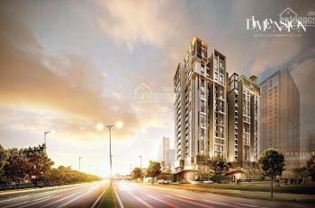 Độc quyền 102 căn hộ cao cấp D1 Mension-Capitaland Quận 1, chiết khấu 6.5%, tặng gói nội thất 1 tỷ
