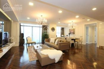 Cần cho thuê CH Vincom Bà Triệu, 3 phòng ngủ đều sáng, căn góc, đủ nội thất. LH 0976 988 829