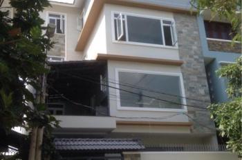 Nhà mới xây dạng biệt thự dân cư Ấp 5 Phong Phú, Bình Chánh gần bx Quận 8