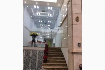 Nhà mặt phố Nguyễn Trường Tộ 110m2x6t, mt 5m, thông sàn, có thang máy, có hầm xe (0976.075.019)