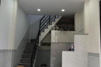 Nhà mới xây đẹp phường 14, quận 8