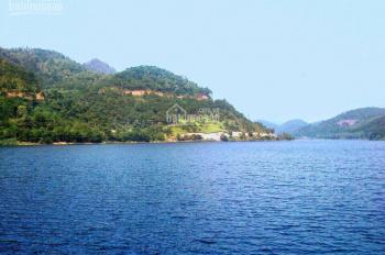 Đất view hồ sinh thái lưng tựa núi khu sinh thái hồ Bản Long, Minh Quang, Tam Đảo, Vĩnh Phúc