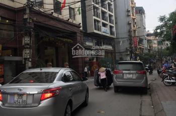 Bán nhà sổ đỏ tại Trần Hưng Đạo, Hoàn Kiếm, 53m2, MT 4.75m, giá 11 tỷ