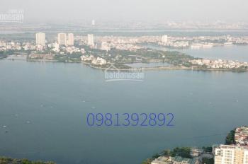 Độc quyền căn hộ Tây Hồ Residence vị trí độc tôn 1 phút đến hồ, 4 mặt view hồ thoáng, thiết bị Nhật