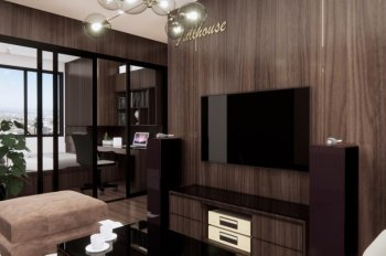 Chính chủ cần bán căn hộ 2 PN chung cư SHP Plaza - LH 0934189993