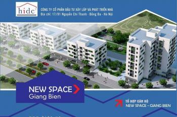 Chính chủ bán căn chung cư CC4 703 căn góc New Space Giang Biên, Long Biên, Hà Nội (091.55555.90)