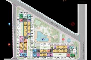 Mở bán tháp Iris Luxury - Charmington Iris, 3 mặt sông, chiết khấu ngay 7%, LH: 093 86 220 86