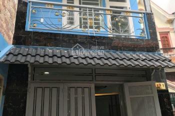 Bán nhà hẻm an ninh, đường Đỗ Thúc Tịnh, phường 12, quận Gò Vấp, nhà mới đẹp