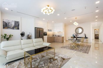 Cho thuê căn hộ Vinhomes Ba Son 160m2 có 4PN, nội thất Châu Âu mới 100%, view sông, 0977771919