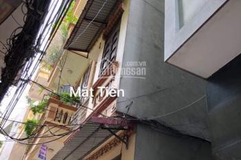 Cho thuê nhà riêng 4 tầng làm VP, KD phố Nghĩa Tân, Cầu Giấy, Hà Nội, giá 7.5 tr/th. LH 0917872686