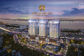 Sungroup mở bán căn hộ cao cấp duplex Lương Yên view toàn cảnh sông Hồng, vip đăng ký thăm nhà mẫu
