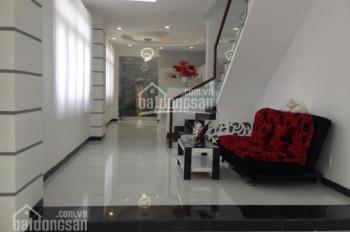 Bán nhà mặt tiền đường 79, Tân Quy, quận 7, DT 4,2 x 19m, giá 14,8 tỷ, 1 trệt + 1 lửng + 4 lầu, 8PN