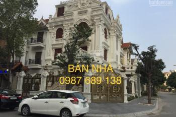 Chính chủ bán biệt thự khu đô thị Mễ Trì Hạ, DT: 201m2 x 4 tầng, TK đẹp vị trí đẹp. LH: 0987689138