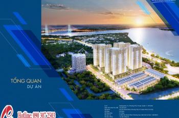 Hưng Thịnh mở bán căn hộ Quận 7 có 2 mặt view sông Sài Gòn giá 1,3 tỷ LK Phú Mỹ Hưng, CK 3 - 18%
