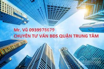 S313- Nhà MT Trần Quốc Toản, Q. 3, DT 16x36m, giá 110 tỷ, LH 0939978679