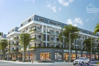 Chính chủ bán lại căn liền kề tại dự án Goldsilk Complex, mặt đường Vạn Phúc . LH 0979.079.029