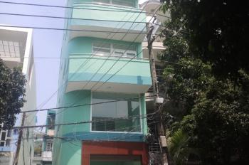 Cho thuê nhà mặt tiền đường Cửu Long, nhà mới 100% có thang máy có 12 máy lạnh 1 hầm 5 lầu