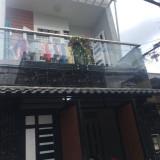 Bán nhà giá rẻ hẻm 203 Phan Văn Khỏe, P5, Q6, 4,2x12m, giá 2,4 tỷ
