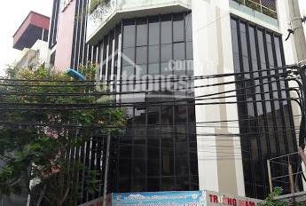 Bán nhà lô góc, 3 mặt đường, phố Nguyễn Khả Trạc, Mai Dịch, 160m2 x 8 tầng, giá 34 tỷ
