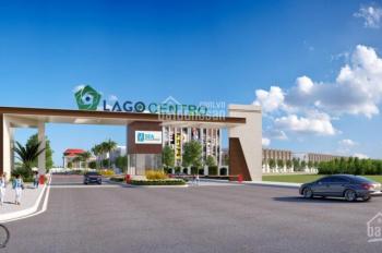 Bán đất nền khu đô thị Lago Centro Bến Lức, Long An đầy đủ tiện ích sổ đỏ từng nền. LH 0938 212 897
