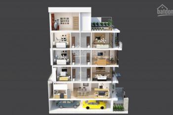 Bán liền kề 120m2 xây 6 tầng đường 20m dự án Mon City góc Hàm Nghi Và Nguyễn Cơ Thạch, 0918653836
