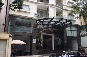 Chị tôi CC bán tòa nhà hỗn hợp khách sạn đẳng cấp 5 sao Hàng Chuối, DT 560m2, MT 13m, 480 tỷ