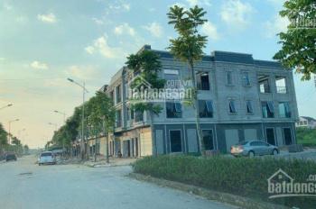 Bán nhà shophouse khu phố Châu Âu bên bờ sông Cầu, khu đô thị Picenza, diện tích 55m2, giá 1,1 tỷ
