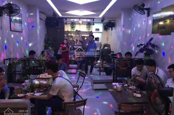 Chính chủ cần sang nhượng quán cafe, karaoke cực đẹp tại ngã 3 Quan Hoa giao với Nguyễn Khánh Toàn