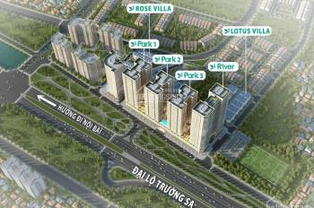 Cần bán gấp căn chung cư Eurowindow River Park giá 16,5 tr/m2