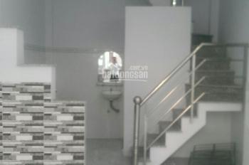 Kẹt việc bán gấp nhà hẻm đường Hoài Thanh, Q. 8, DT 3.25m x 7.49m, NH 3.46m, giá 2.6 tỷ(TL)