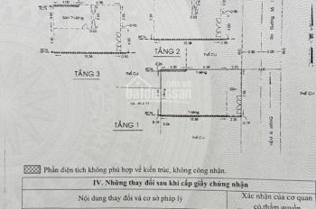 Bán và tặng hết NTCC HXH 8m Đường 11, P11, Gò Vấp 8x13m 3 lầu 8.2 tỷ