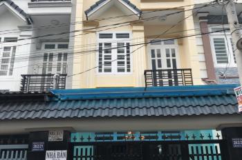 Cần bán gấp nhà đúc 3 lầu SHR Bình Hưng Hòa B, Quận Bình Tân
