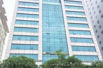 Cho thuê văn phòng tòa nhà Việt Á, Duy Tân. Diện tích 100m2-300m2-600m2, giá thuê 240 nghìn/m2/th