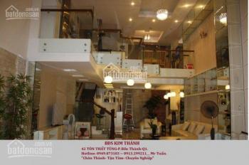 Bán nhà HXH 165 Nguyễn Thái Bình thông ra Lê Thị Hồng Gấm, DT 3,8m x 18m, trệt - 2 lầu, 15 tỷ
