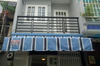 Bán nhà 4x8m, 2 lầu, 3PN, hẻm xe hơi đường Bùi Minh Trực, P. 5, Q. 8, LH 0901364736