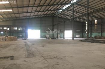 Cho thuê kho xưởng 5000m2 đẹp và rẻ tại Văn Giang, Hưng Yên. LH: 0948831368