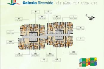 Chính chủ cần tiền bán gấp CH 885 Tam Trinh T1806- CT2B, DT: 70m2, giá 1 tỷ 450, LH: 0981997618