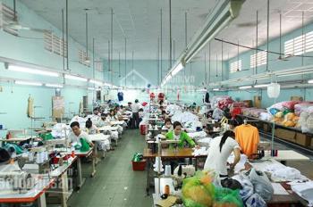 Cho thuê xưởng may mới đẹp diện tích 1300m2, giá cho thuê 55tr/tháng
