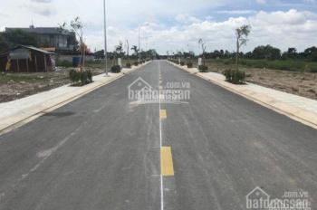 Bán lô đất 100m2, cách chợ Hóc Môn 2km, sổ hồng riêng, đường lớn 30m, giá 1,5 tỷ