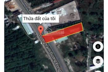 Bán 1500m2 hai mặt tiền đường Tuyến Tránh gần ngã 3 cổng chào 30/04 - Phú Quốc