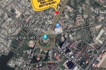 Bán lô đất 20x40m mặt tiền 3/2 gần Lotte Mart có GPXD 9 tầng