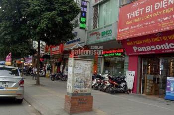 Cho thuê cửa hàng phố Tô Hiệu, Cầu Giấy. Lô góc, mặt tiền: 10m, giá: 45 triệu/ tháng